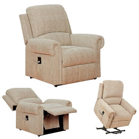 Tetbury Electric Riser Recliner Lift and Tilt Rise Mobility Chair