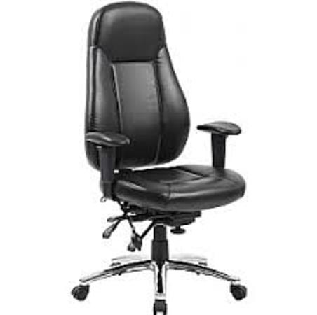 Beta 24 Hour Leather Task Chair