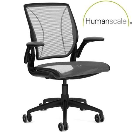 Humanscale Diffrient World Office Chair