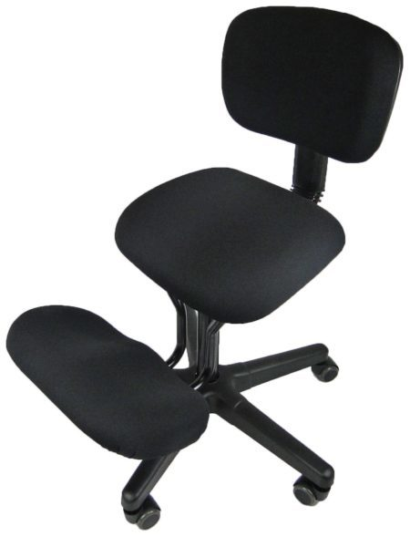 Solace Kneeling Chair with Back Support – Ergonomic Chair Designed to Help Relieve Back Pain and Improve Posture