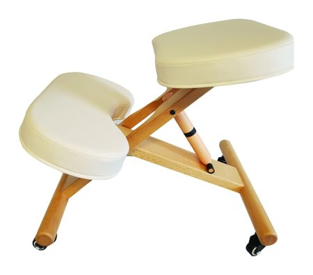 Posture-Right KNEELING STOOL: Improve Seated Posture and Minimise Workplace Pain