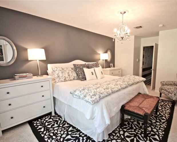 Uplifting Ideas: Bedroom Decorating For Less: Inexpensive Redecorating