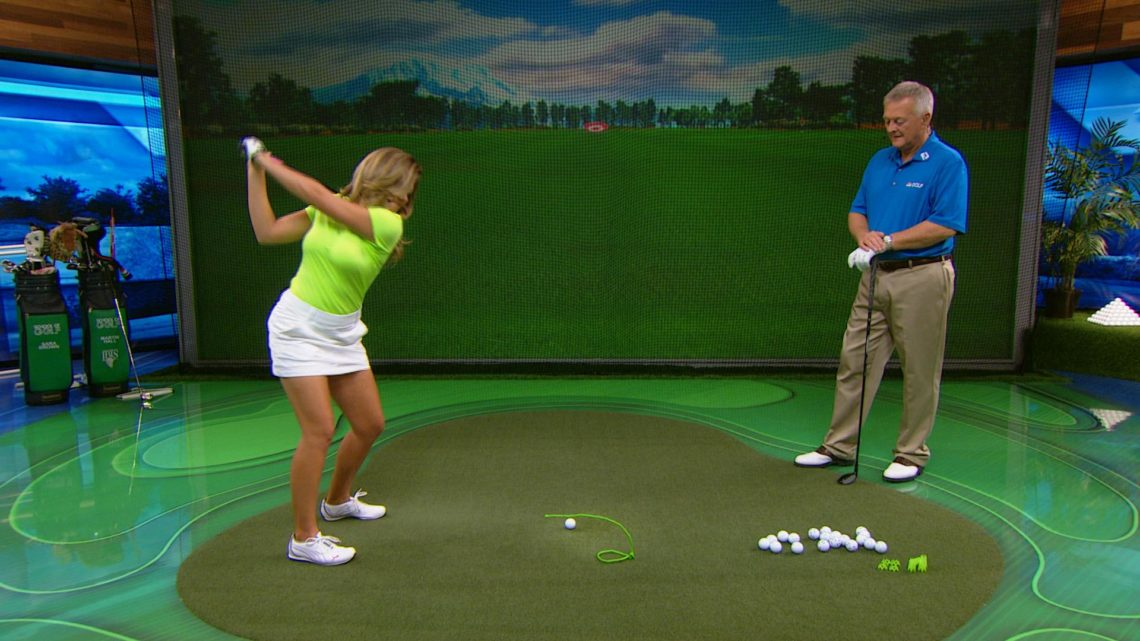 How To Practice Golf And Fix Your Own Golf Swing Golf